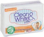 Господарське мило Duru Clean & white для прання дитячих речей 125 г