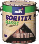 Лазурь Helios Boritex Classic 10 мат каштановый 2,5 л
