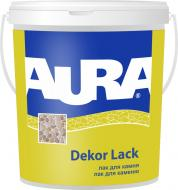 Лак фасадный для камня Dekor Lack Aura полуглянец 0,75 л