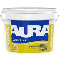 Лак фасадний для каменю Dekor Lack Aura® напівглянець 10 л