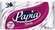 Паперові рушники PAPIA тришаровий 8 шт.