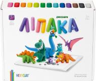 Інтерактивний пластилін Ліпака Динозаври 523598
