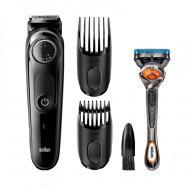 Тример для бороди та вусів Braun BT 3042