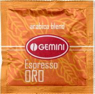 Кава мелена в чалдах Gemini Espresso ORO 100 шт./уп. 7 г (4820156430645)