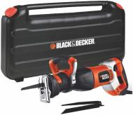 Пила шабельна Black+Decker RS1050E