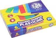 Пластилін  6 кольорів 83811908 Astra