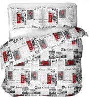 Комплект постельного белья London 2,0 разноцветный UP! (Underprice)