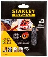 Сітка абразивна Stanley STA39267 125 мм
