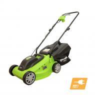 Газонокосарка електрична GreenWorks GLM1232 2502207