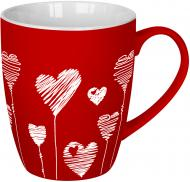 Чашка Magic Love Hearts 360 мл 21-279-056 Keramia
