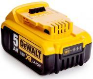 Батарея акумуляторна DeWalt 18V 5Ah DCB184