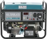 Генератор бензиновий Konner&Sohnen KS7000E ATS