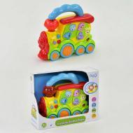 Музыкальная игрушка DigO Паровоз WD 3635 Разноцветная (2-WD3635-54471)