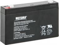 Акумулятор Motoma  SLA-MS6V7