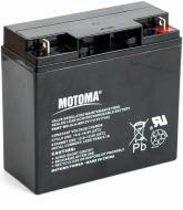 Акумулятор Motoma  SLA-MS12V17