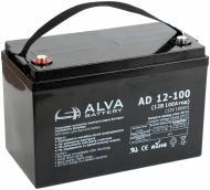 Акумулятор ALVA  AD12-100