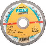Круг відрізний по металу Klingspor Speсial  125x1,6x22,2 мм 10464