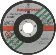 Круг відрізний по каменю Power Flex 115x2,5x22,2 мм