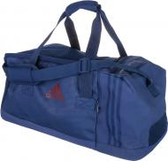 Спортивная сумка Adidas 3-STRIPES TEAM BAG MEDIUM S99998 синий