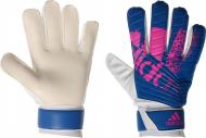 Вратарские перчатки Adidas X TRAINING AZ3695 р. 8,5