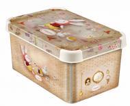Ящик пластиковий Gapchinska Чаювання S 140x200x300 мм