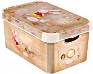 Ящик пластиковий Gapchinska Чаювання L 230x300x400 мм