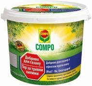 Добриво для газонів COMPO проти моху довготривалий ефект 4,5 кг 1216