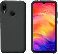 Чохол захисний Intaleo (Velvet) для Xiaomi Redmi 7 black силіконовий