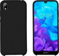 Чохол захисний Intaleo (Velvet) black для Huawei Y5 2019
