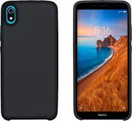 Чохол захисний Intaleo (Velvet) для Xiaomi Redmi 7A black силіконовий