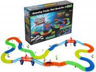 Автомобильный трек Magic Tracks 360 Grape на 2 машинки Разноцветный (R0502)
