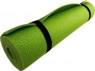 Килимок для фітнесу Verdani 1500x500x05 мм зелений