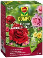 Добриво для троянд COMPO довготривалий ефект 2 кг 1575