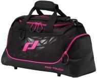 Спортивная сумка Pro Touch Teambag S 274459-902050 черный с розовым