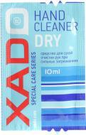 Засіб для сухого чищення рук  XADO 10мл