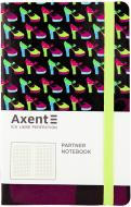 Книга для нотаток 96 аркушів А5- 8212-01-a Axent