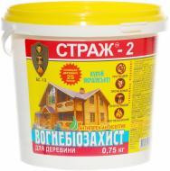Огнебиозащита Страж-2 БС-13 сухая смесь ведро 0,75 кг