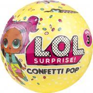 Игровой набор L.O.L. S3 Конфетти (65 видов в ассортименте) 551515