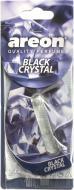 Ароматизатор підвісний  АРЕОН black crystal