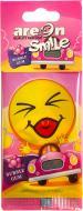 Ароматизатор на дзеркало  АРЕОН smile bubble gum