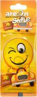 Ароматизатор на дзеркало  АРЕОН smile ваніль