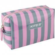 Косметичка 1 відділення k20-637-2 KITE бузково-рожевий