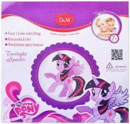 Набір для вишивання хрестиком D&M Сутінкова іскорка My Little Pony 57927