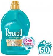 Рідкий засіб для машинного прання Perwoll Care & Refresh 3 л