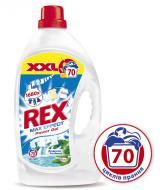 Гель для машинного та ручного прання REX Амазонська свіжість 4,62 л