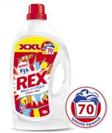 Гель для машинного прання REX Колор 4,62 л