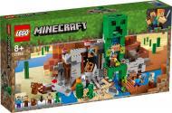 Конструктор LEGO Minecraft Шахта Кріпера 21155