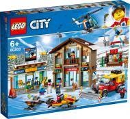 Конструктор LEGO City Горнолыжный курорт 60203