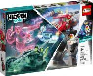 Конструктор LEGO Hidden Side Каскадерська вантажівка Ель Фуего 70421
