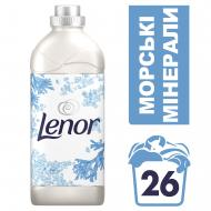 Кондиционер для белья Lenor Морские минералы 0,91 л